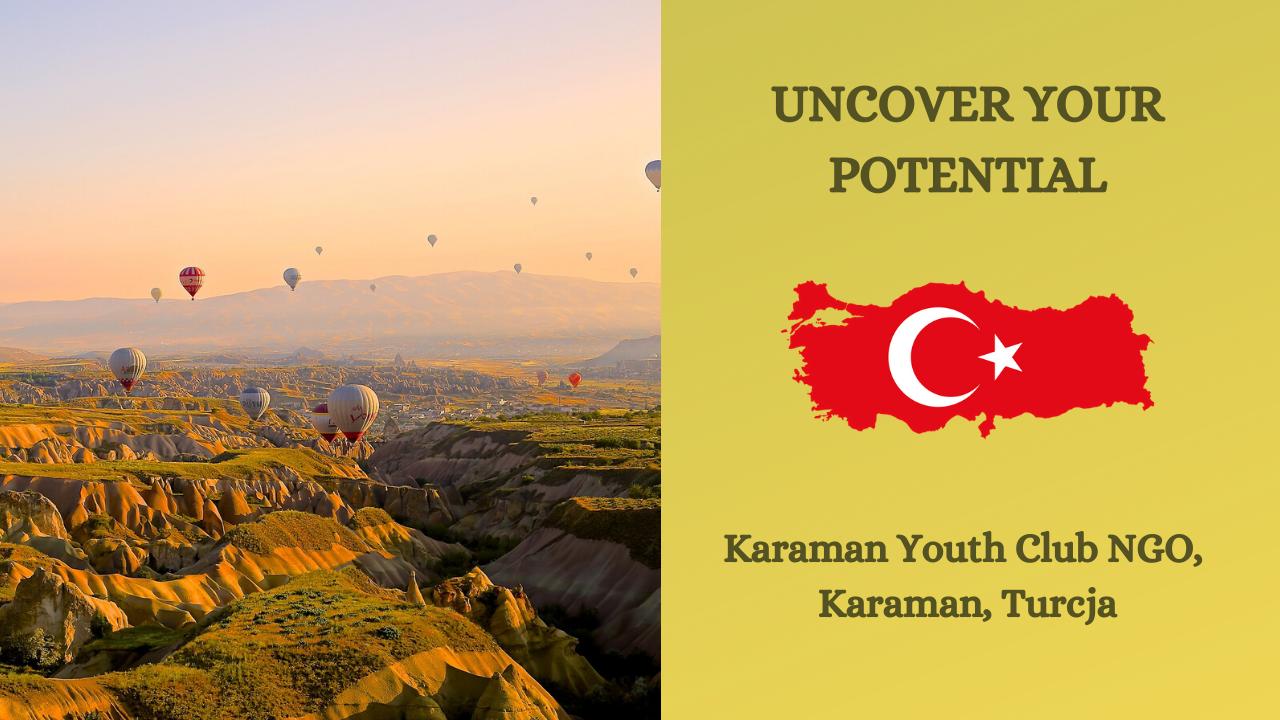 Wolontariat ESC w Turcji