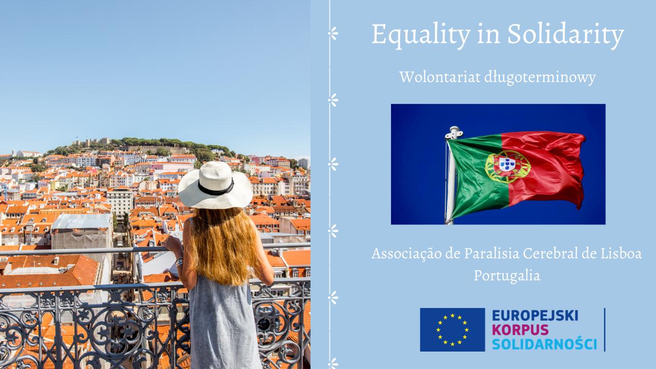 Projekt Equality in Solidarity w Portugalii - Proatlantico